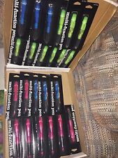 Multifunctional Pen, Assorted Colors 4 in 1 LOT OF 23 NEW SEALED