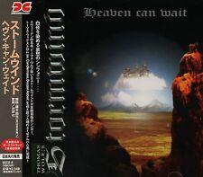 STORMWIND Heaven Can Wait +2 JAPAN CD OBI SCCD-6 Candlemass Brazen Abbot