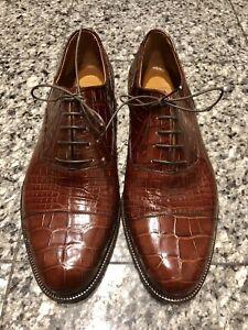Barneys New York Oxfords Dress Shoes