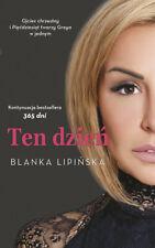 Ten dzien. Blanka Lipinska. Polish Book
