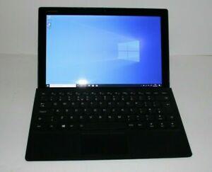 Lenovo Ideapad Miix 510-12IKB i5-6200U 8GB RAM 256GB NVMe SSD windows 10 Pro LTE