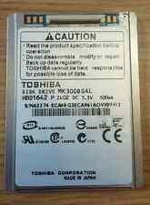 NEW Toshiba 30GB Disk Drive MK3008GAL Ipod Video 5th gen LOT of 4