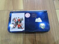 New Nintendo 3DS Console XL LL Metallic Blue Japanese d584