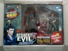 Resident Evil Figure Chris Redfield Tyrant Moby Dick Toys