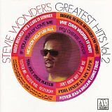 WONDER Stevie - Greatest hits vol 2 - CD Album