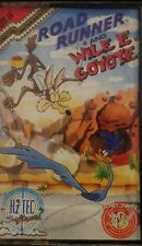 "Road Runner and ""Wile E. Coyote"" C 64 cassette (Tape) (Game, box, Manual)"