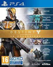 Destiny: The Collection PS4 - totalmente in italiano