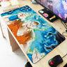 Dragon Ball Son Goku Playmat Mousepad Large Mouse Pad Keyboard Desk Laptop Mat