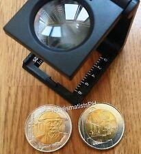 10 Piso Heneral Miguel Malvar 150th Years Commemorative Peso Coin