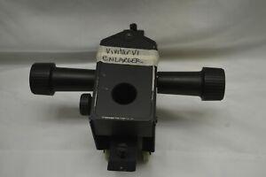 Vivitar VI Enlarger Roller with knobs, pulley wheels