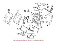 For BMW Genuine Courtesy Light Front Right 52109180203