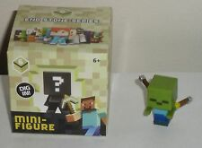 Minecraft End Stone Series 6 Mini Figure Spectral Damage Zombie