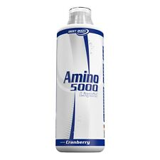 Best Body Nutrition Amino Liquid 5000 Cranberry 1000 ml Flasche