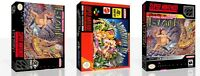 - Super Adventure Island SNES Replacement Game Case Box + Cover Art Work Only