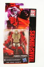 TRANSFORMERS: GENERATIONS POWER OF THE PRIMES LEGENDS CLASS WINDCHARGER Figure