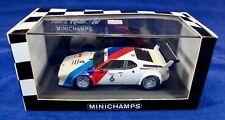 Minichamps 1:43 BMW M1 ProCar N. Piquet #6, Paul's Model Art