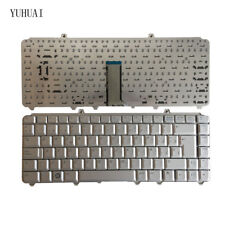 Spanish Keyboard for Dell 1400 1520 1521 1525 1526 1540 1420 SP silver Teclado