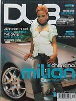 CHRISTINA MILIAN January 2006 DUB Magazine #31 JERMAINE DUPRI / THE GAME / ++