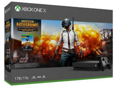 Microsoft Xbox One X 1TB Playerunknown's Battlegrounds Bundle (Neu/OVP/Siegel)