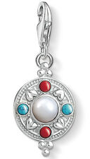 Thomas Sabo 1467-336-7 Charm Anhänger Ethno Coin 925 Sterling Silber