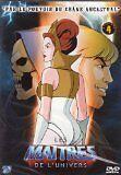MAITRES DE L'UNIVERS (LES) Aventure 4 ép 16-20 - SCHEIMER Lou - DVD