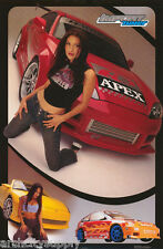 POSTER: TRANSPORTATION : IMPORT TUNERS - COLLAGE - FREE SHIPPING - #2677 RAP7 A