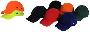 UCI Safety Bump Baseball Cap - Head Protection - HPBC