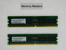 X8704A 2GB  (2x1GB) 184pin PC2700 ECC DDR Memory Kit for Sun Ultra 45