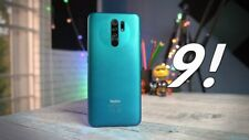 "Smartphone,4GB+64GB,6.53"" FHD+ display, Ocean Green Mobile"