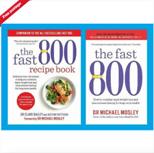 The Fast 800 by Dr Michael Mosley 2019 ( 2 Pack ) (PDF)
