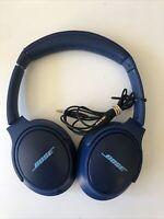 Bose SoundTrue Around Ear Wired Headphones II - Blue