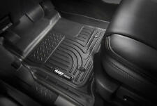 Husky Liners Black Car Floor Mat Rubber Carpet For Dodge 2009-2017 Ram 1500