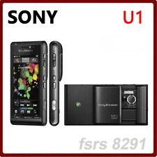 NEW Original unlocked Sony Ericsson U1 Satio U1i mobile phone GSM 3G 12MP WIFI
