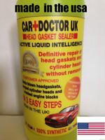HEAD GASKET REPAIR LIQUID GASKET SEALS BLOWN HEAD GASKETS CRACKED BLOCK