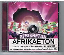 AFRIKAETON - CD 18 TITRES - 2012 - NEUF NEW NEU