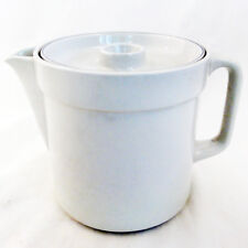 "BLUE LINE Royal Copenhagen Tea Pot 5.7"" Tall NEW NEVER USED made in Denmark"