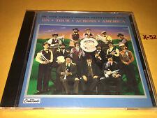 MR JACK DANEIL's SILVER CORNET band CD on TOUR across AMERICA (gnp crescendo)