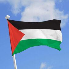 Drapeau Palestine / Palestine flag /  145 cm X 90 cm / Livraison gratuite