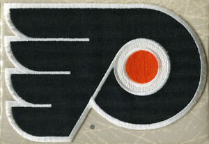 Willabee & Ward 1974 PHILADELPHIA FLYERS NHL THROWBACK HOCKEY PATCH ~Patch Only