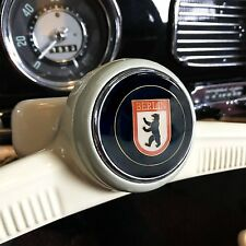 VW Volkswagen Berlin Horn Button Insert Bug Bus Ghia kdf okrasa heb cox petri
