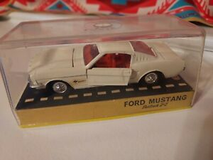 Dinky Toys 161 1965 Ford Mustang Fastback 2+2 with Original Box