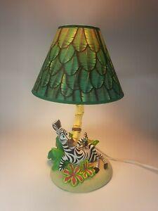 Dream Works Lamp by Hampton Bay Madagascar Movie - Marty the Zebra