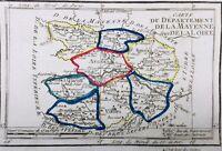 Maine et Loire 1794 Baugé Beaufort Pouancé Segré Saint Florent Vihiers Condé