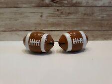 2 ( pair ) Football Sports Furniture Dresser Drawer Knobs Pulls Hardware