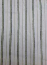 100% Linen Woven Fabric Yarn Dyed Stripe