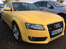 60 AUDI A5 3.0 TDI QUATTRO AUTO SE 5 DOOR LEATHER, COLOUR SAT NAV, VERY RARE CAR
