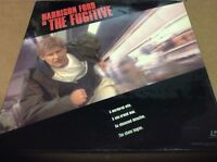 THE FUGITIVE Laserdisc LD Harrison Ford Tommy Lee Jones & SEALED BRAND NEW