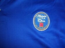 MICHELOB ULTRA OPEN AT KINGSMILL POLO SHIRT ADULT MEDIUM