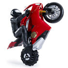 Upriser Ducati Panigale V4 S Remote Control Motorcycle with Rider (For Parts)