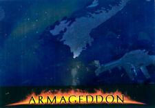 Armageddon Movie Foil Card 14